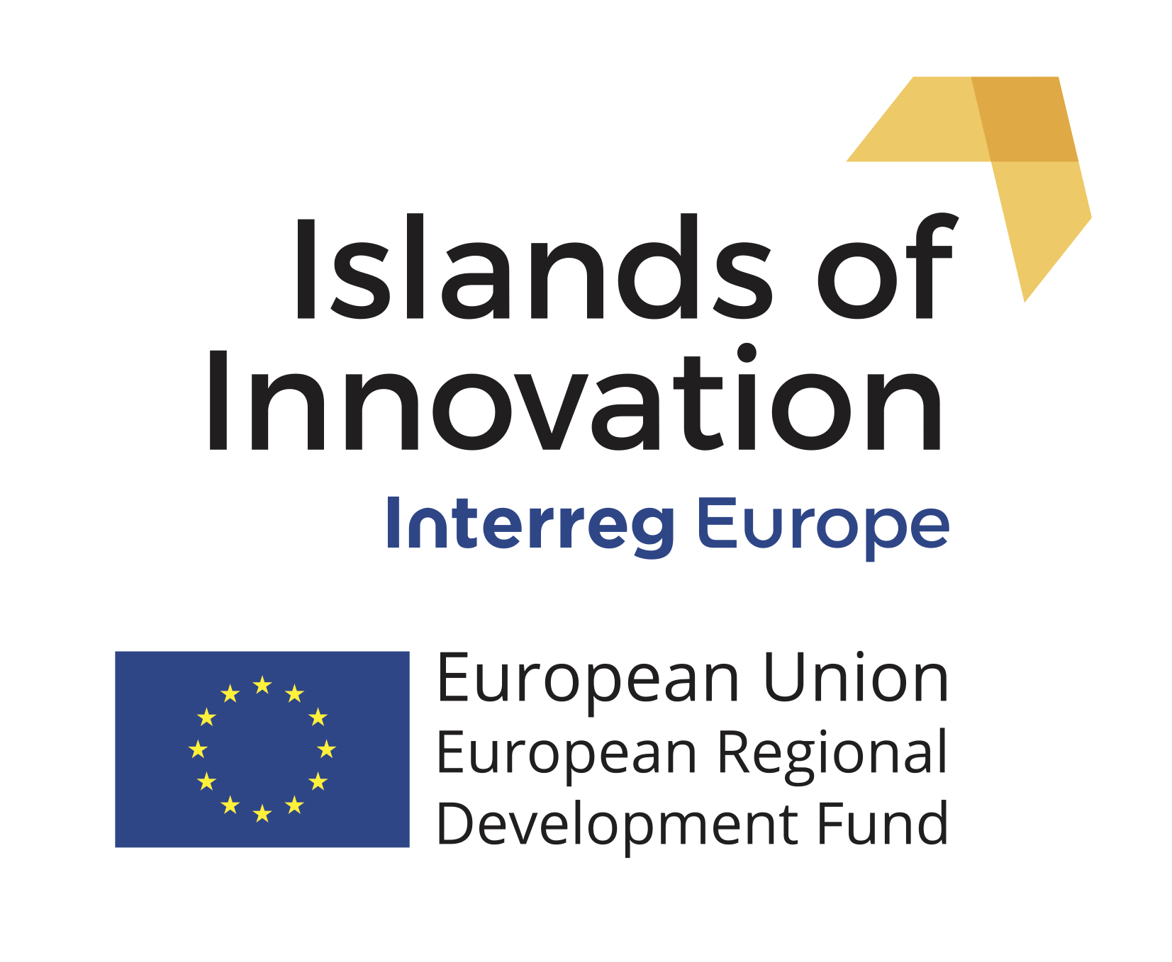 Island of innovation logo